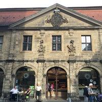 Photo taken at Bäckerei Fuchs by Martin H. on 6/20/2016