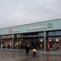 Photo taken at Bahnhof Berlin Südkreuz by Martin H. on 2/4/2013