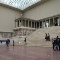 2/18/2013 tarihinde Martin H.ziyaretçi tarafından Bergama Müzesi'de çekilen fotoğraf