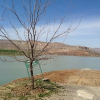 Photo taken at Dicle Barajı by Mesut İ. on 3/26/2017