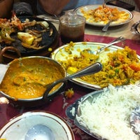 Photo taken at Shaan Indian Cuisine by John G. on 11/10/2012