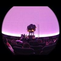 Foto tirada no(a) Planetário Professor Aristóteles Orsini por Roberto F. em 11/17/2012