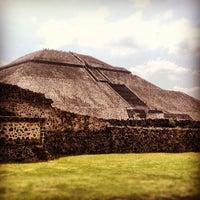 Foto tomada en Piramide del Sol por Roberto F. el 9/19/2012