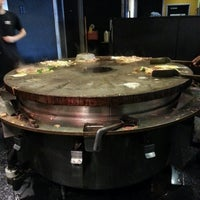 Photo taken at HuHot Mongolian Grill by Ryan G. on 5/18/2013