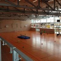 Photo taken at Turn- und Festhalle Dunningen by Herr M. on 2/16/2013