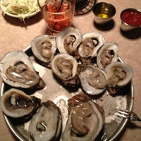 Photo taken at 42nd St Oyster Bar by Johnnie B. on 10/19/2012