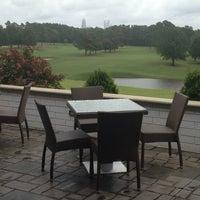 Photo taken at Carolina Golf Club by Johnnie B. on 9/24/2014