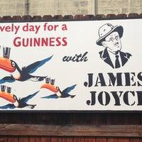 Photo taken at James Joyce Irish Pub by Johnnie B. on 6/19/2013