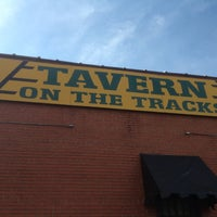 Photo taken at Tavern on the Tracks by Johnnie B. on 1/23/2013