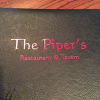 Photo taken at Pipers Tavern by Johnnie B. on 2/22/2013