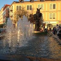 10/27/2012 tarihinde Ayşe K.ziyaretçi tarafından Atatürk Meydanı'de çekilen fotoğraf