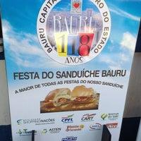 Photo taken at Fazendinha JC Expo Bauru by Carlos B. on 4/5/2014