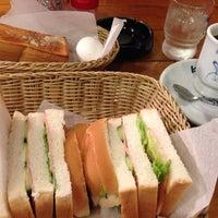 Photo taken at Komeda's Coffee by neko-oyabin on 5/5/2014