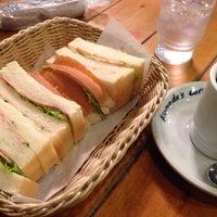 Photo taken at Komeda's Coffee by neko-oyabin on 6/18/2014