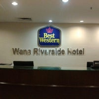 Photo taken at WANA Riverside Hotel Malacca by Rc A. on 12/2/2012