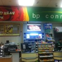 Photo taken at АЗС BP & Wild Bean Café by Андрей Б. on 10/20/2012