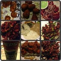 Photo taken at Rainforest Restaurant by Manoj (. on 8/13/2013
