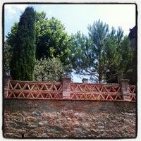Photo taken at L'Hostal de Mura by Anna G. on 7/14/2013