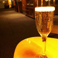 Photo taken at Air France Lounge by Liren T. on 10/13/2012