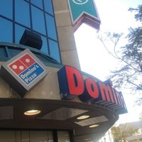 Photo taken at Domino's Pizza by Bil B. on 3/22/2013