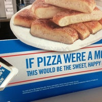 Photo taken at Domino's Pizza by Bil B. on 2/22/2013