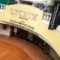 Photo taken at Lyceum Theatre by Bil B. on 2/19/2013