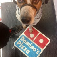 Photo taken at Domino's Pizza by Bil B. on 11/27/2012