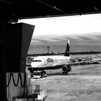 Photo taken at Terminal 6 by Anne S. on 7/4/2014