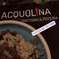 Photo taken at Acquolina by Cibele V. on 11/26/2017