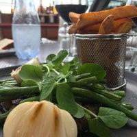 Photo taken at Restaurant The Harbour by May-Line Å. on 6/15/2017