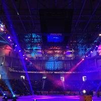 Das Foto wurde bei TUI Arena von Pablo T. am 12/31/2012 aufgenommen