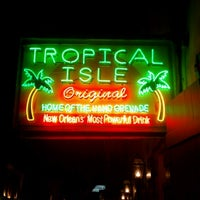 Photo taken at Tropical Isle Original by Morgan C. on 10/16/2012