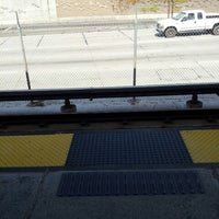 Photo taken at Castro Valley BART Station by Aaron D. on 3/10/2013