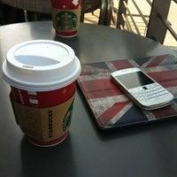 Photo taken at Starbucks by Abdullah A. on 11/22/2012