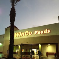 Photo taken at WinCo Foods by Lorraine O. on 12/1/2012