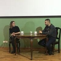 Photo taken at Рабочее пространство ВКонтакте by Ирина🍒 on 11/20/2016