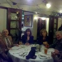 Photo taken at Prizzi Restaurant by Susan M. on 1/1/2013