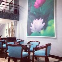 3/21/2013 tarihinde Sergio R.ziyaretçi tarafından Hotel Internacional La Triada'de çekilen fotoğraf