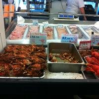 Frank 39 s seafood market puesto de pescado en jessup for Franks fish market