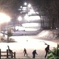 Photo taken at Devil's Head Ski Resort by Zak B. on 12/30/2012