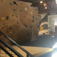 Photo taken at Brooklyn Boulders Chicago by Zak B. on 6/6/2017