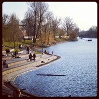 3/3/2013 tarihinde Krisztina S.ziyaretçi tarafından Kopaszi-gát'de çekilen fotoğraf