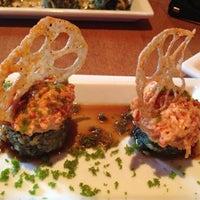 Photo taken at RA Sushi Bar Restaurant by Paola P. on 10/20/2012