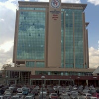 Photo taken at T.C. Gençlik ve Spor Bakanlığı by Mehmet Emin A. on 10/23/2012