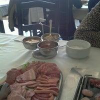 Photo taken at Restaurante Exaustor by Nuno B. on 2/14/2013