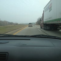 Photo taken at I-96 & I-69 by Taylor G. on 12/1/2012