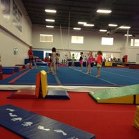 Photo taken at Best Gymnastics by Jay C. on 4/16/2013