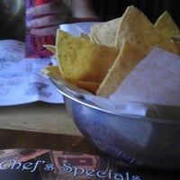 Photo taken at Cafe Azteca by Erin T. on 7/20/2013