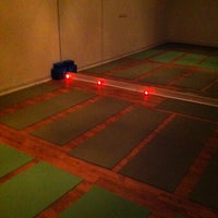Photo taken at Yoganation by Dawid C. on 12/12/2012
