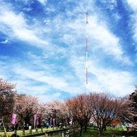 Photo taken at 文化放送 川口送信所 by buzzzz1970 on 4/6/2014